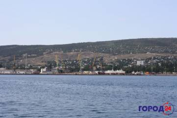 Феодосия с моря