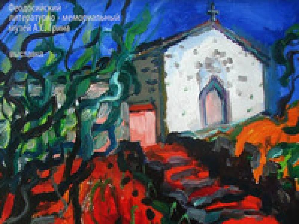 В Феодосии откроется юбилейная выставка живописи известной художницы Ирины Николиной