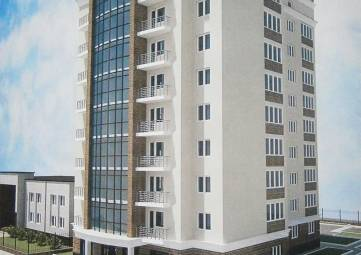 В Симферополе хотели «под шумок» построить 8-этажку