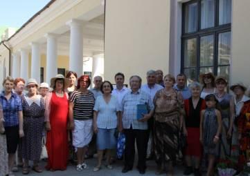 В Феодосии вспоминали День  памяти жертв депортации крымских  немцев (ФОТОРЕПОРТАЖ)