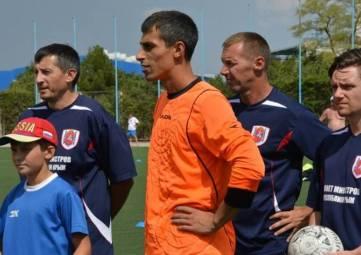 В Евпатории прошел турнир по мини-футболу Кубок «Евгения Алдонина»