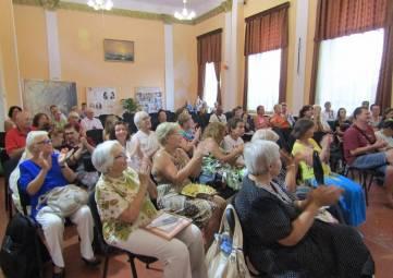 Цветаевский фестиваль в Феодосии
