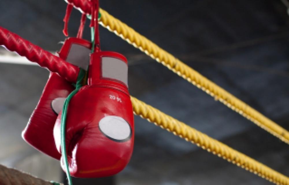 Около 50-ти боксеров Феодосийских ДЮСШ приняли участие в товарищеских боях