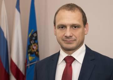 Поздравление Главы Администрации города Феодосии с Днем Государственного флага