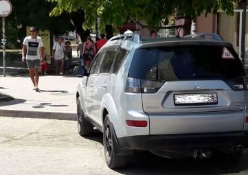 Феодосийцы разыскивают работников ГАИ