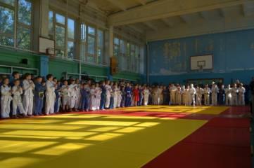 В Феодосии стартовал открытый турнир по борьбе дзюдо, посвященный Амет-Хану Султану