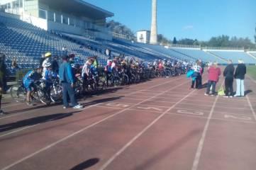 Пятеро феодосийских велосипедистов заняли более 15-ти призовых мест на первенстве Республики Крым