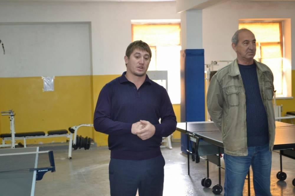 В Феодосии завершилась городская спартакиада «Юность»