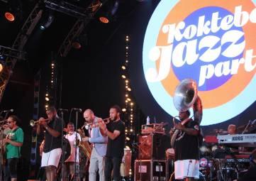 """Открытие  Международного фестиваля """"Koktebel Jazz Party 2018"""" (ФОТОРЕПОРТАЖ)"""