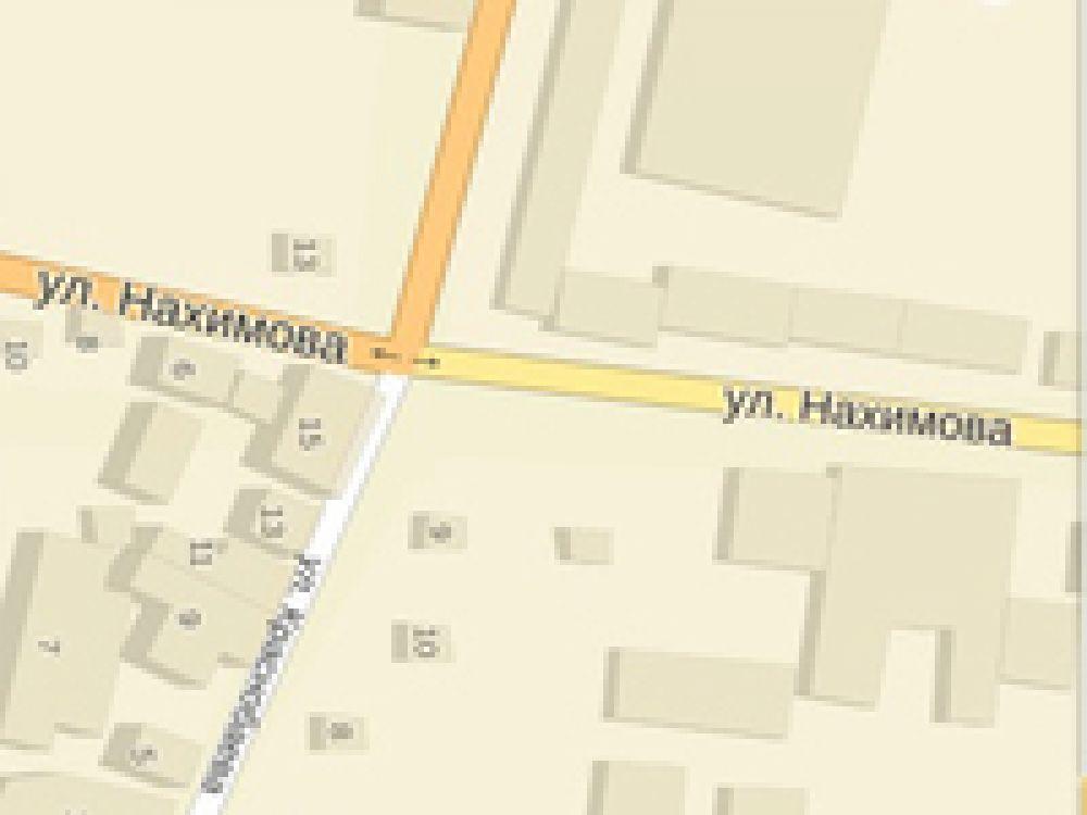 Для ремонта дороги на улице Нахимова планируют поменять коммуникации