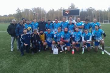 Завершился Чемпионат России по регби-15, феодосийцы - четвертые!