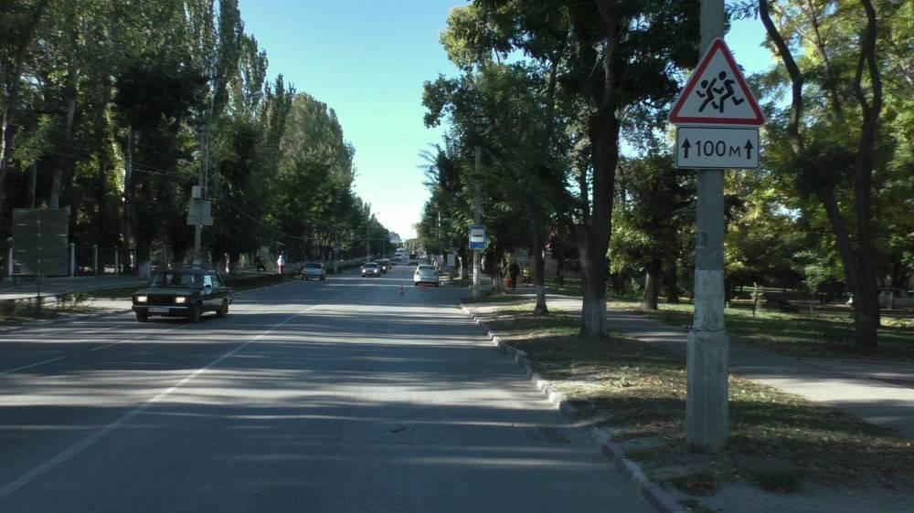 В результате дорожно-транспортного происшествия в Феодосии серьезно травмирован школьник.