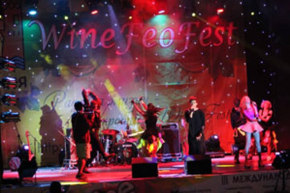 Феодосийские власти обещают возродить международный винный фестиваль WineFeoFest в 2016 году