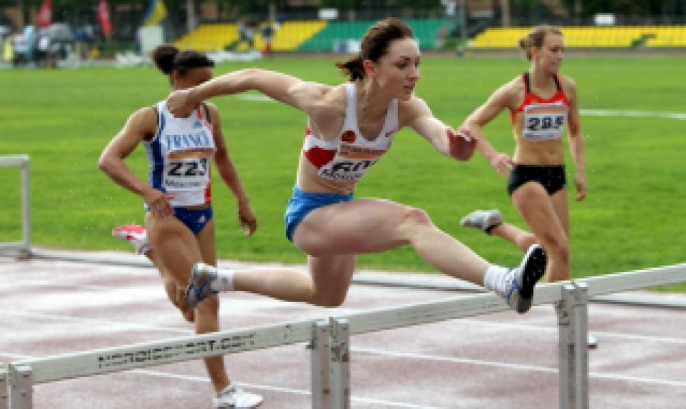 Феодосийцы выступили на республиканском турнире по легкой атлетике