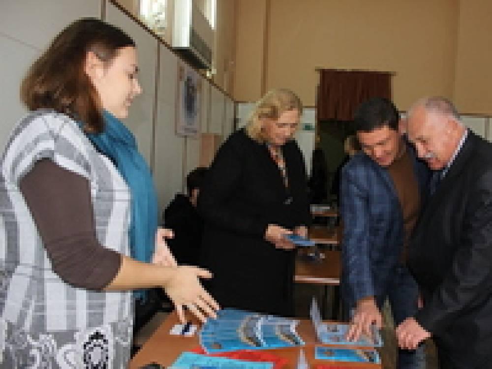 В Феодосии состоялась ярмарка учебных мест