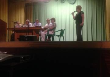 В Щебетовке, Краснокаменке и Курортном прошли публичные слушания