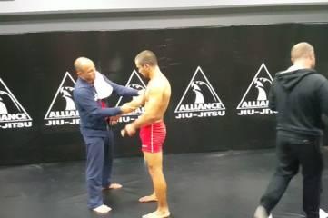Боец феодосийского бойцовского клуба «Гладиатор» выступил в Москве на соревнованиях, среди частных охранных агентств