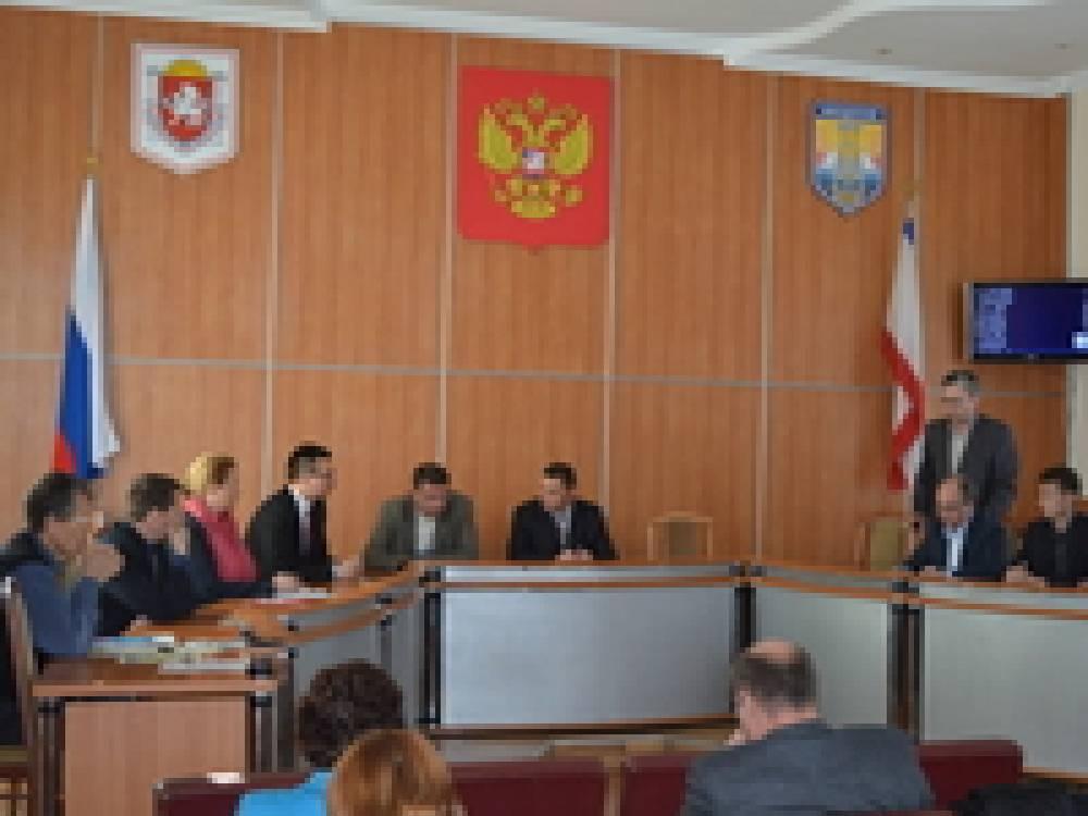 В Феодосии презентовали научные разработки Новосибирска в сфере ЖКХ