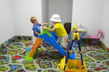 В налоговой Симферополя открылась комната для детей, - ФОТО