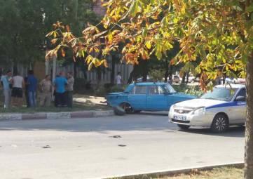 Авария на Крымской