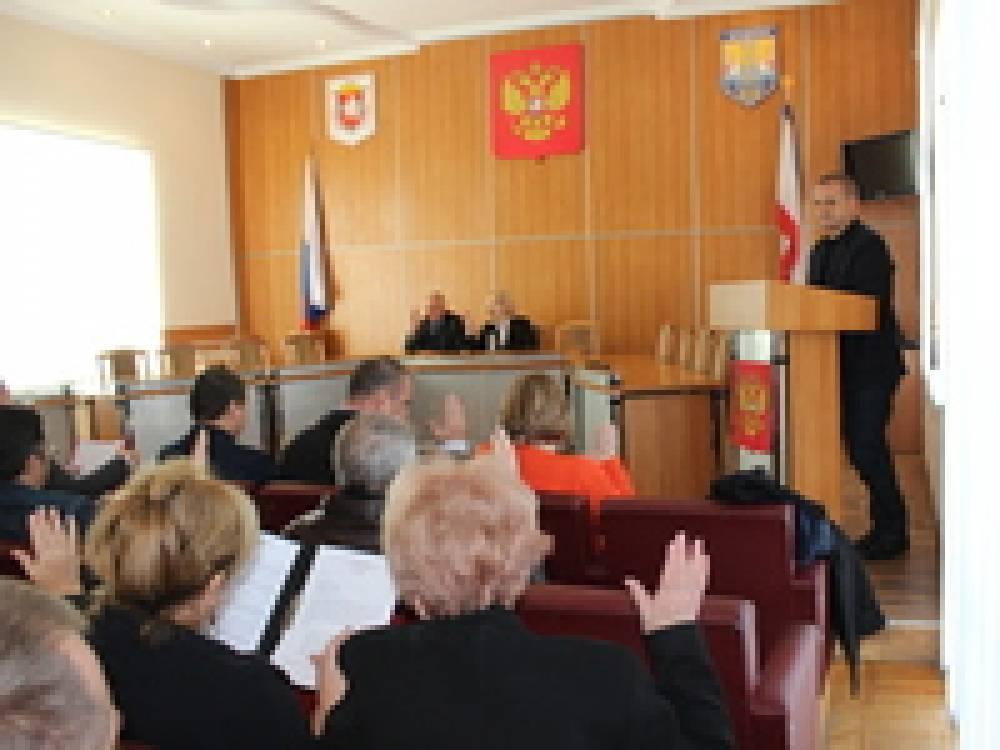 Депутаты приняли решения, способствующие повышению гражданской активности