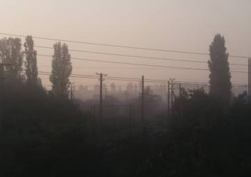 В Армянск съехались чиновники. Детей вывозят