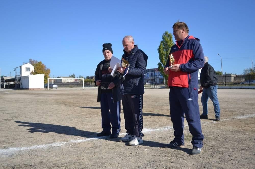 В Феодосии состоялся ХХ традиционный турнир о футболу, посвященный памяти В. И. Юрковского(ФОТО)