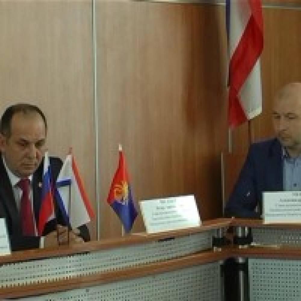 Феодосия подписала четырехстороннее соглашение о сотрудничестве с близлежащими районами