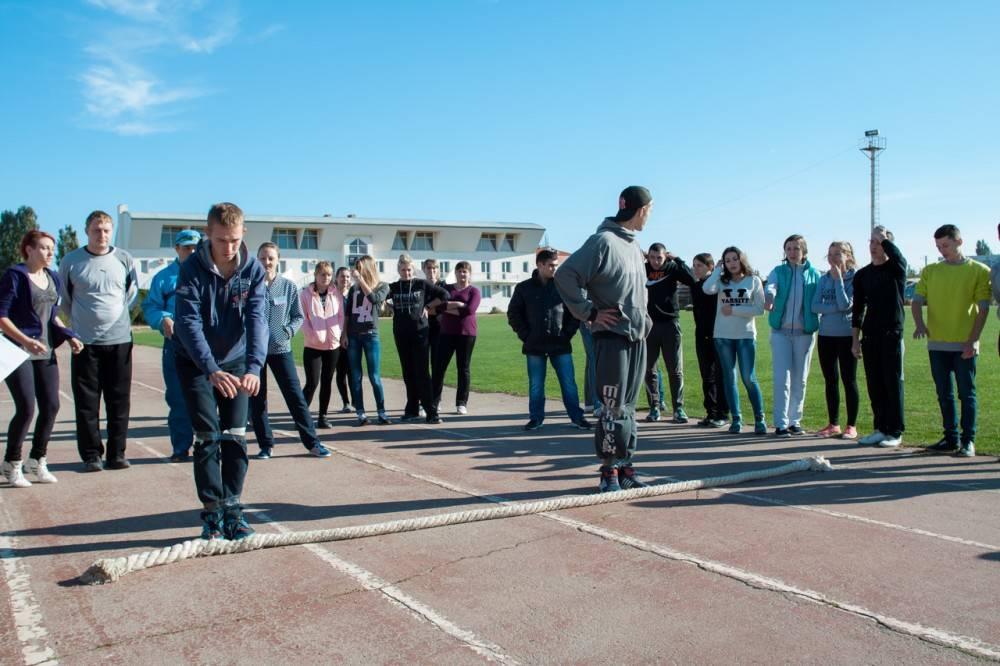 Феодосийская Финансово-экономическая академия провела День здоровья (ФОТО)