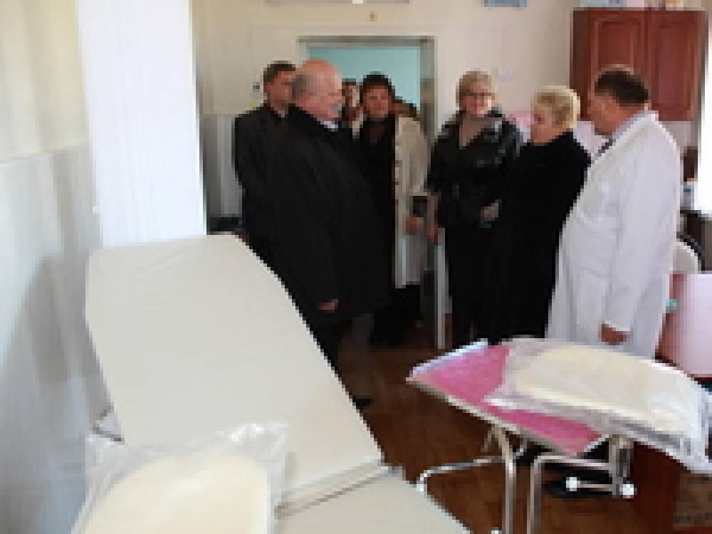 Амбулатория Орджоникидзе получила новое оборудование
