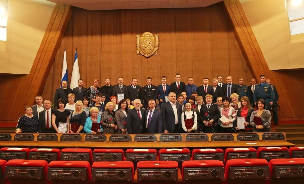 Сергей Аксёнов: На современном историческом этапе народное единство является основой развития России