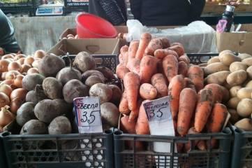 Рынок. Акцент на «мужские» продукты
