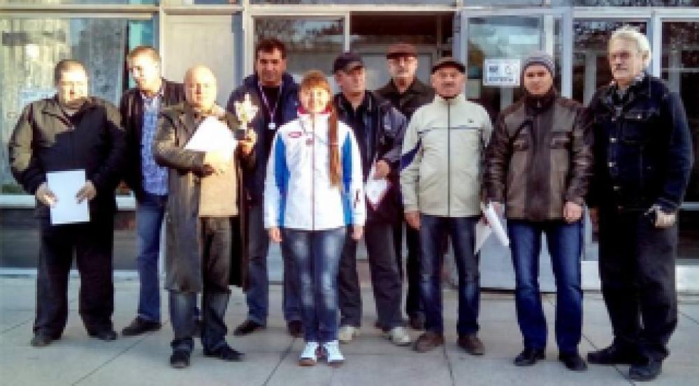 В Керчи состоялась товарищеская встреча по шахматам