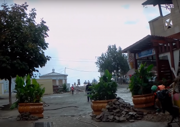 Видео: Феодосия на утро после ливня