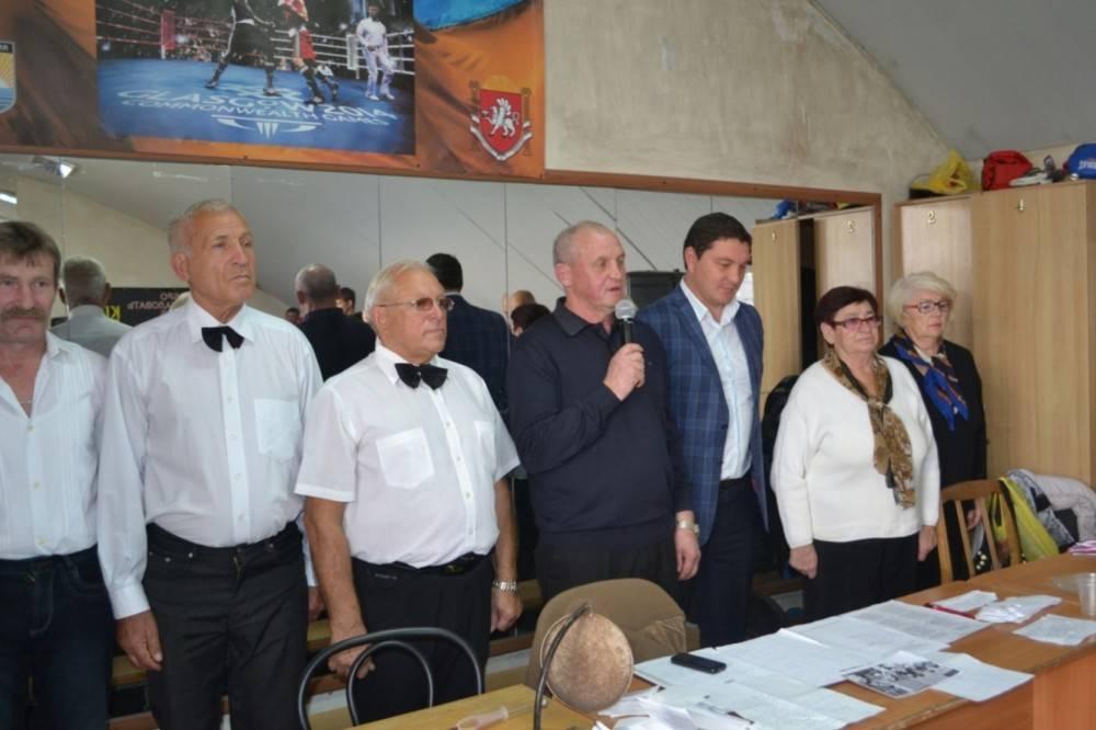 В Феодосии стартовал традиционный турнир по боксу, посвященный памяти Ф.В. Ефимова (ФОТО)
