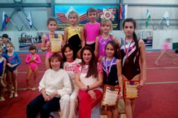 Спортивные гимнастки Феодосии приняли участие в Первенстве Кабардино-Балкарской Республики