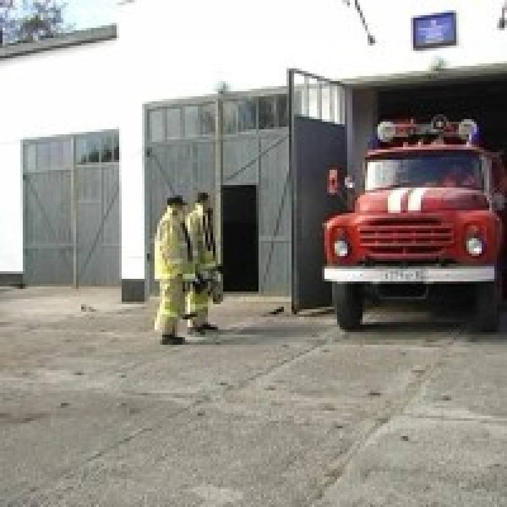 В Приморском появилась пожарная часть