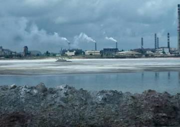 Стало известно, как накажут «Крымский титан» за выбросы в Армянске