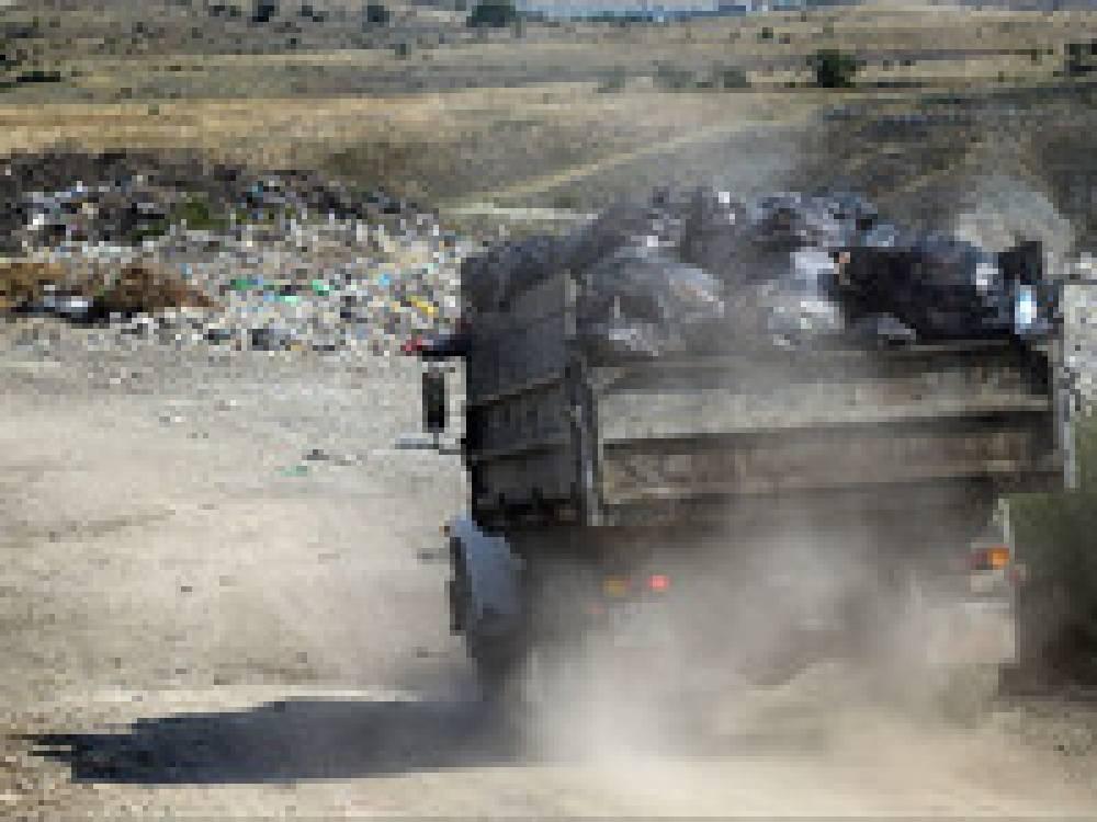 В Феодосии на полигоне ТБО начал работать крематор по уничтожению биологических отходов
