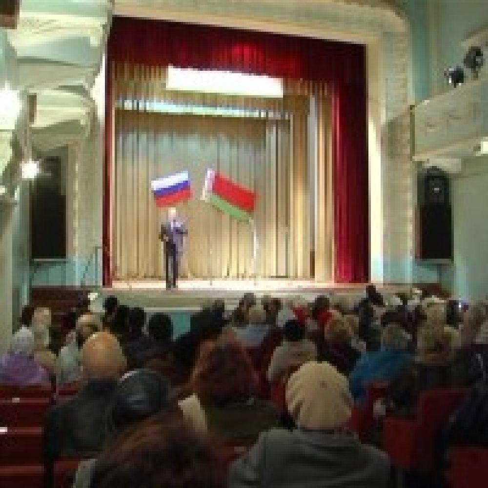 Белорусская община Феодосии отметила свое девятнадцатилетие