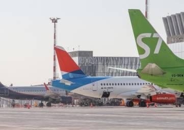 В Крыму совершил аварийную посадку самолет с сотнями пассажиров