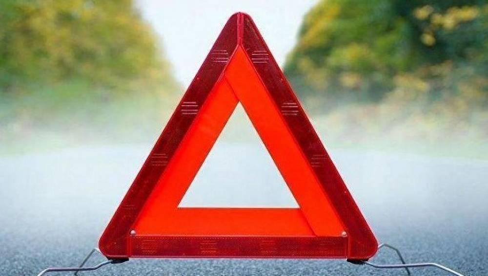 В ДТП на керченской трассе пострадали два человека