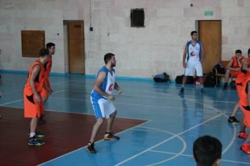 ФеоБаскет - стал лидером дивизиона «Б»