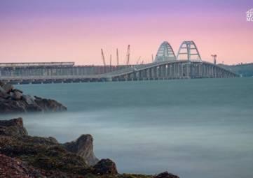 Крымский мост простоит сто лет – уверен подрядчик