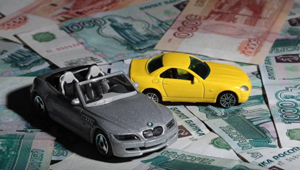 Крымчане раскошелились на 100 млн рублей за свои авто
