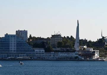 В Севастополе рассказали о ситуации с реконструкцией парка Победы