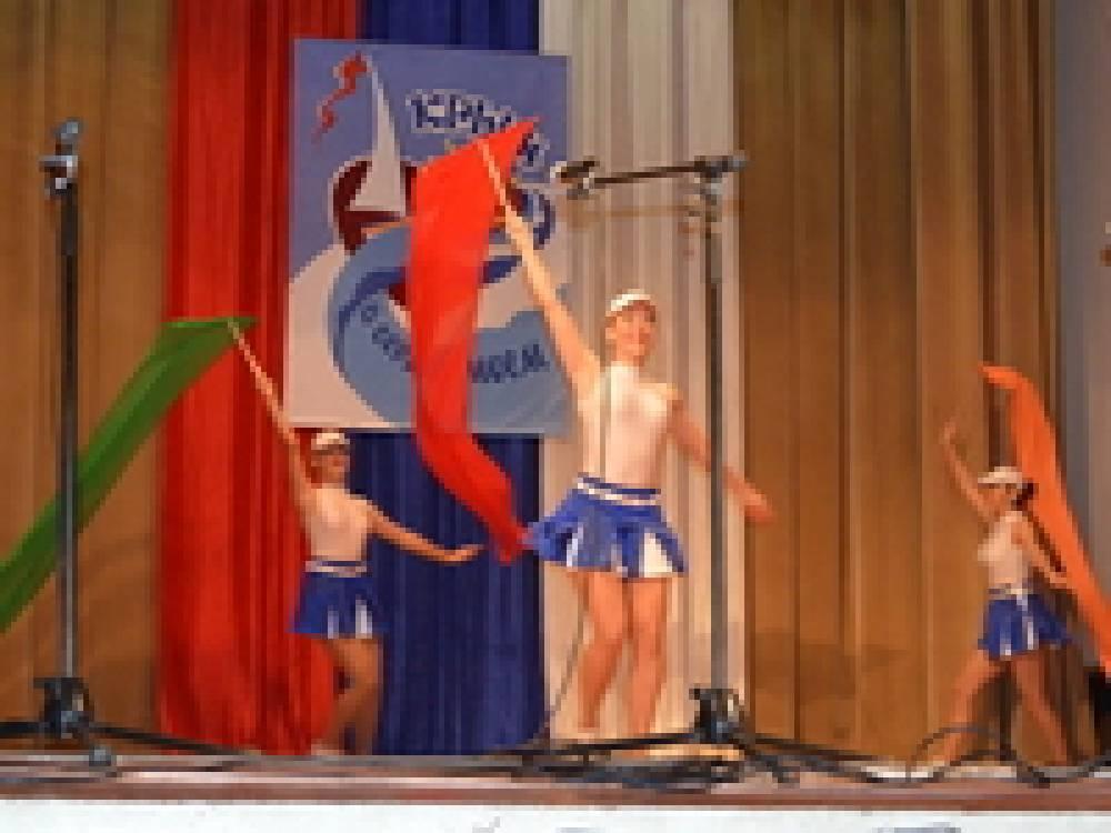 В Феодосии прошел зональный этап республиканского конкурса детского творчества
