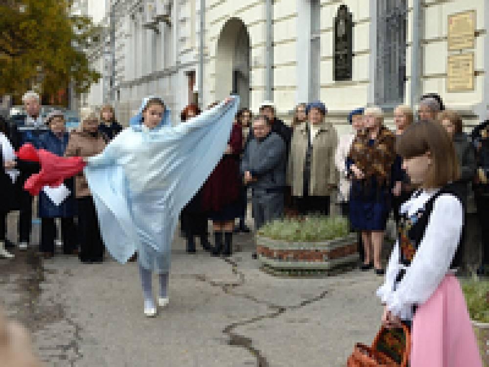 Центральная феодосийская библиотека отпраздновала юбилей