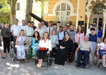 В Евпатории презентовали «Окрыленные мечтой. Крым»
