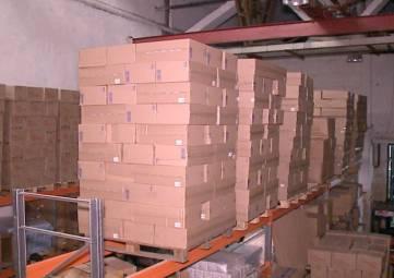 В Керчи из оборота изъяли более 30 тыс пачек табака